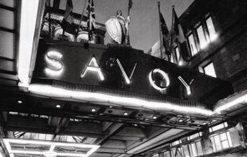 2012 Black Tie Dinner and Dance at The Savoy