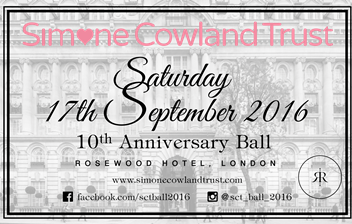10th Anniversary Ball - 17 September 2016