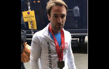 Toby Hayes - Marathon Hero!